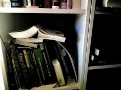 Unsortierte Bücher