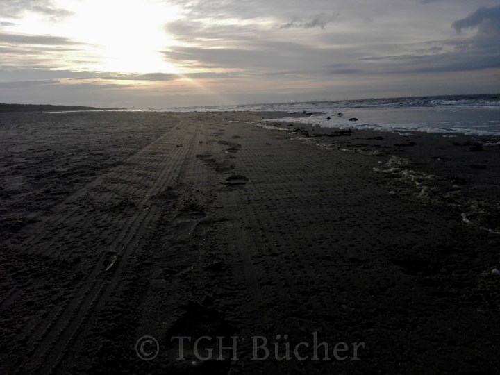 Sonnenaufgang über Norderney
